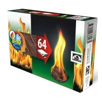 Разжигатели огня HansaFlame 64 шт.