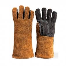 Термостойкие кожаные перчатки HANSA