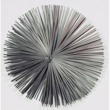 Дымоходная щетка с плоскими стальными иголками