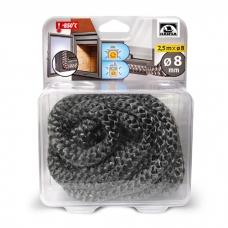 Шнур из керамического волокна Hansa диам. 8 мм, длина 2,5 м
