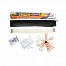 Роторный набор для чистки дымохода Savent TURBO