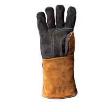 Термостойкая кожаная перчатка HANSA (правая)