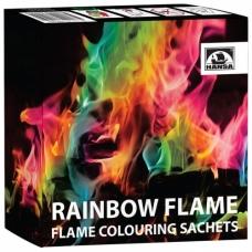 Огненная радуга Hansa
