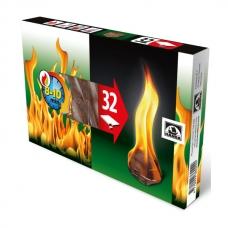 Разжигатели огня Hansa 32 шт.