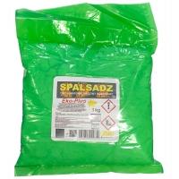 Засіб для чищення димоходу і котла Spalsadz
