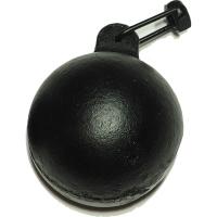 Гиря (шар) для чистки дымохода
