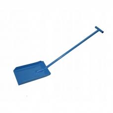 Лопатка стальная с металлической ручкой