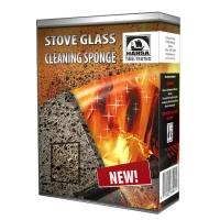 Губка для чистки каминного стекла Hansa