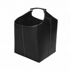 Кожаная корзина для дров Hansa, модель Н1