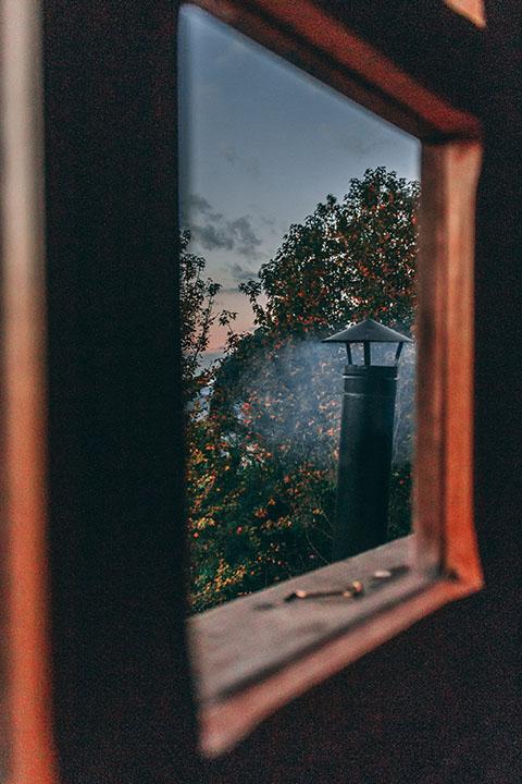 дымоход печи